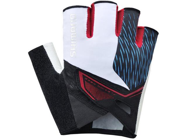 Shimano Asphalt Gloves Men white